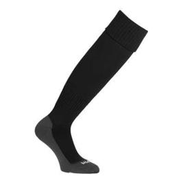 Uhlsport team pro essential sokken zwart
