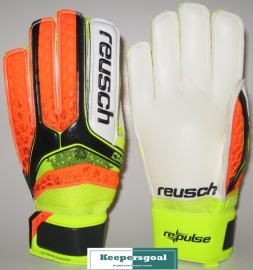 Reusch Re:pulse SG Finger Support orange