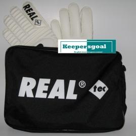 Real handschoenen tas