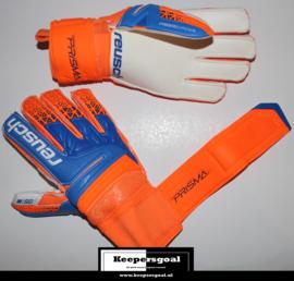 Reusch Prisma SG Finger Support Junior shocking orange/blue