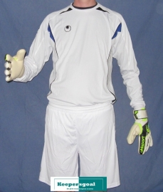 Uhlsport Infinity keeperset wit