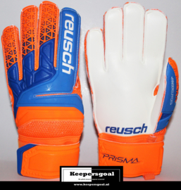 Reusch Prisma SG Finger Support shocking orange/blue