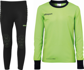 Uhlsport Score Goalkeeper Set Junior green
