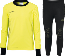 Uhlsport Score Goalkeeper Set Junior fluo yellow