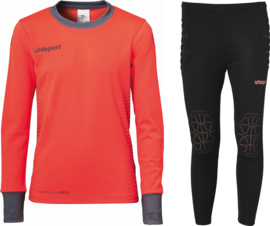 Uhlsport Score Goalkeeper Set Junior aerored