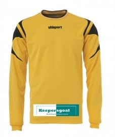 Uhlsport leo keepershirt geel