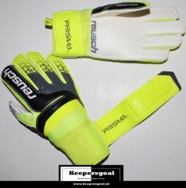 Reusch Prisma SG Finger Support Junior safety yellow/black