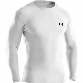 Under Armour EVO coldgear compression crew II wit