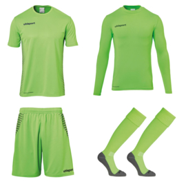 Uhlsport Score Goalkeeper set green