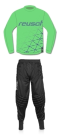 Reusch keeperset junior irish green