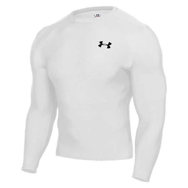 Under Armour Heatgear compression LS shirt wit