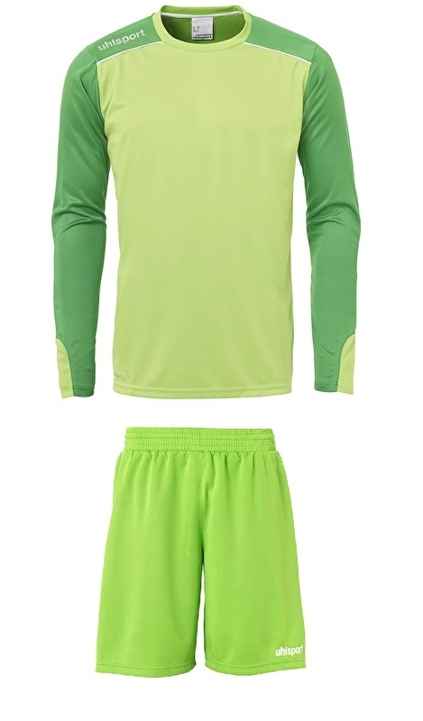 Uhlsport Tower Goalkeeper Set groen
