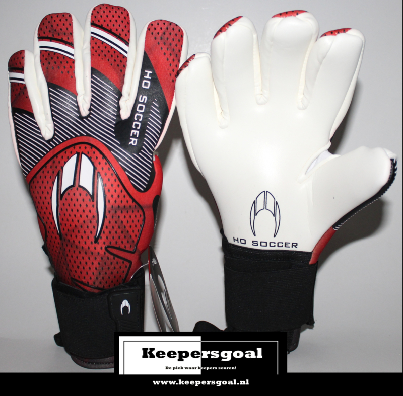HO SOCCER Supremo Negative Red