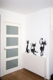 Trios Cats    in diverse kleuren