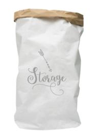 Paperbag  Storage