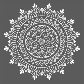 Muursticker Mandala BOHO