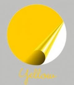 Kleurstaal Yellow