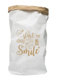Paperbag Smile