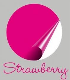 Kleurstaal Strawberry