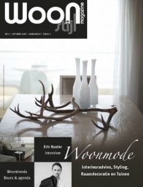 Woonstijle Magazine September 2009