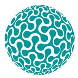 MUURSTICKER Sphere  in diverse kleuren leverbaar