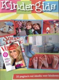 Veronica Magazine bijlage kindergids