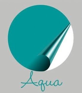 Kleurstaal Aqua