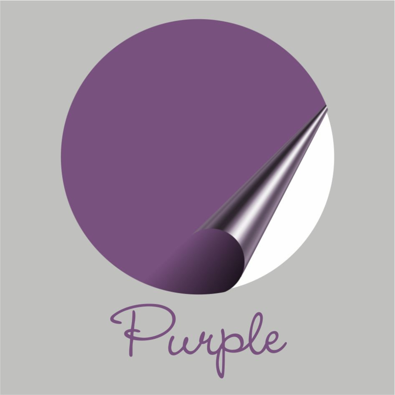 Kleurstaal Purple