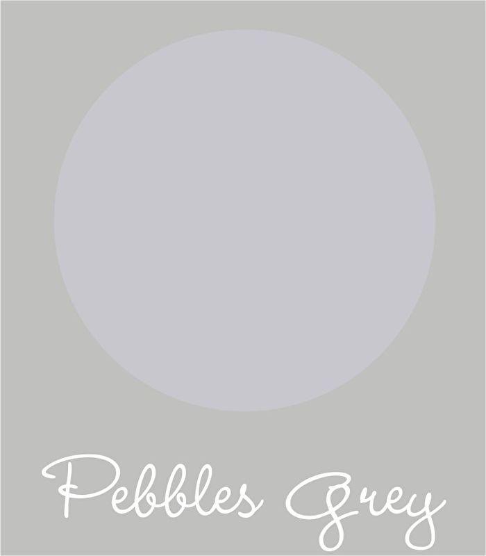 Kleurstaal Pebbles Grey
