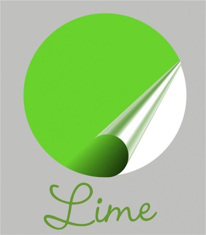 Kleurstaal Lime