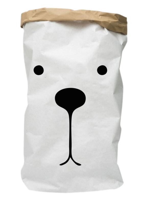 Paperbag IJsbeer
