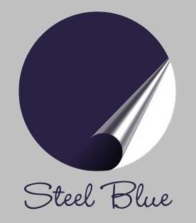 Kleurstaal Steel Blue