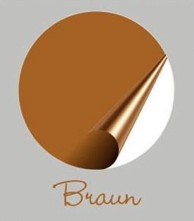 Kleurstaal Braun