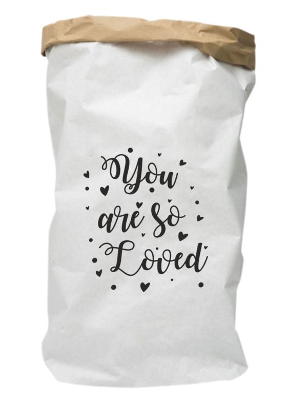 Paperbag So Loved
