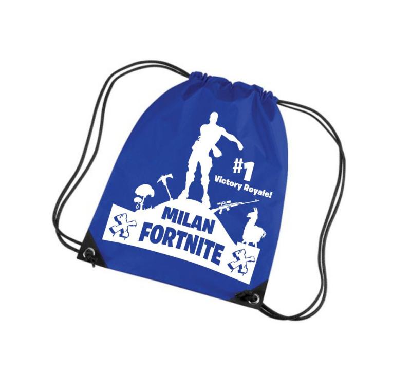 Gymtas Fortnite / Royal Blue