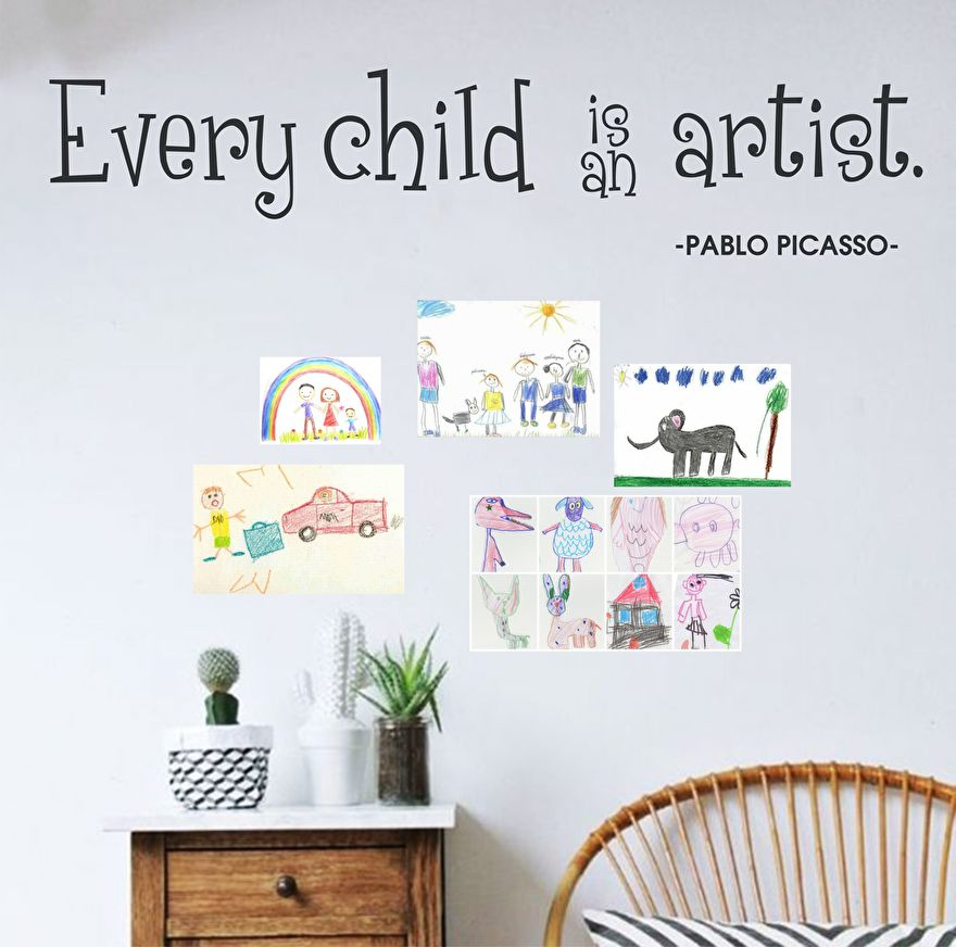 `Muursticker-every-child-picasso-foto.jpg