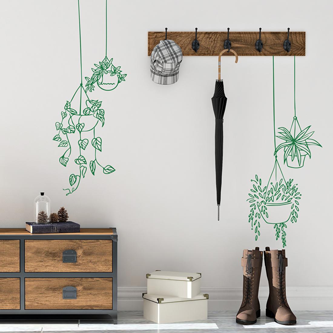 Hangende planten