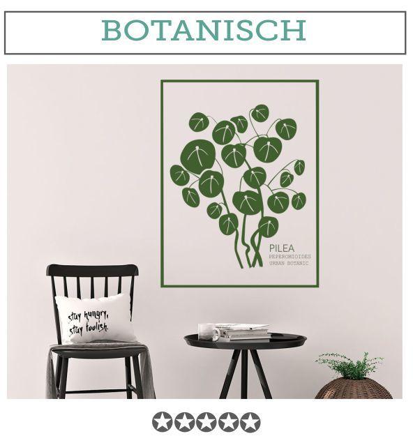 uursticker-botanisch