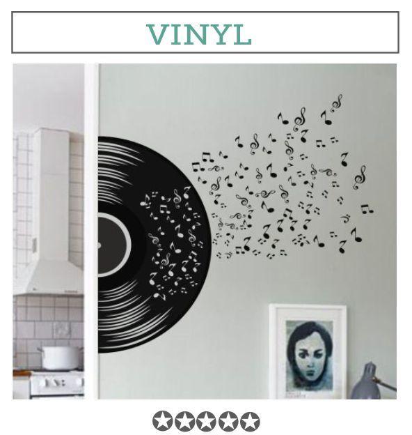 Muursticker Vinyl