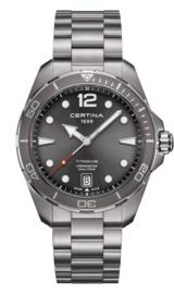 Certina heren Titanium C032.451.44.087.00
