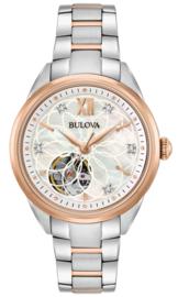 Bulova 98P170 Dames Horloge