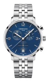 Certina heren chronograaf C035.417.11.047.00