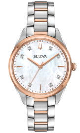 Bulova  98P183 Dames Horloge