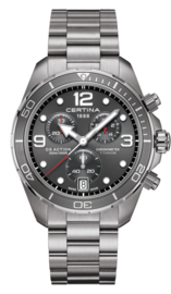 Certina Heren Chronograaf Titanium C032.434.44.087.00
