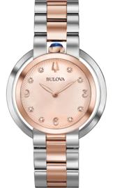 Bulova 98P174 Dames Horloge