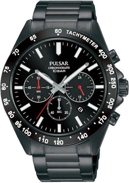 - Pulsar heren horloge Chronograaf  PT3A79X1
