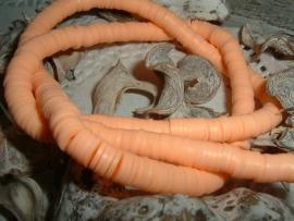 Mooie perzik oranje katsuki kralen