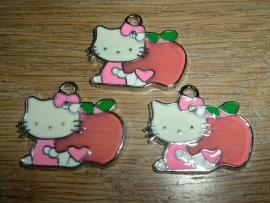 Leuke Hello Kitty hangertjes
