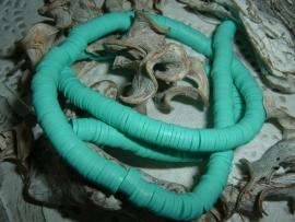 Mooie turquoise groene katsuki kralen