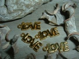 """Mooie bedels """"LOVE"""""""